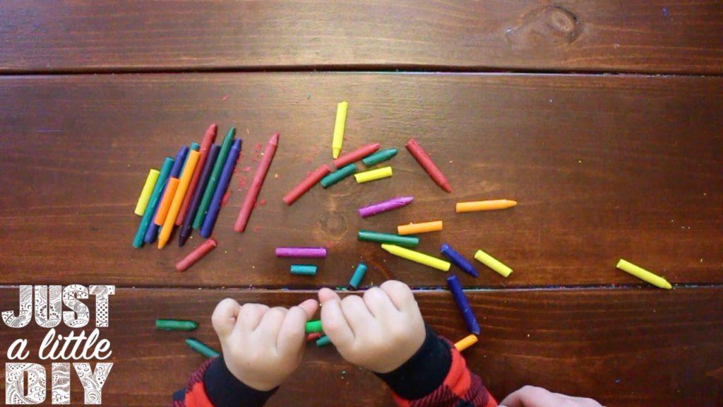 Breaking Crayons