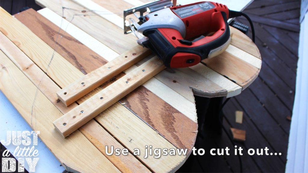 Wooden Heart Decor Jigsaw
