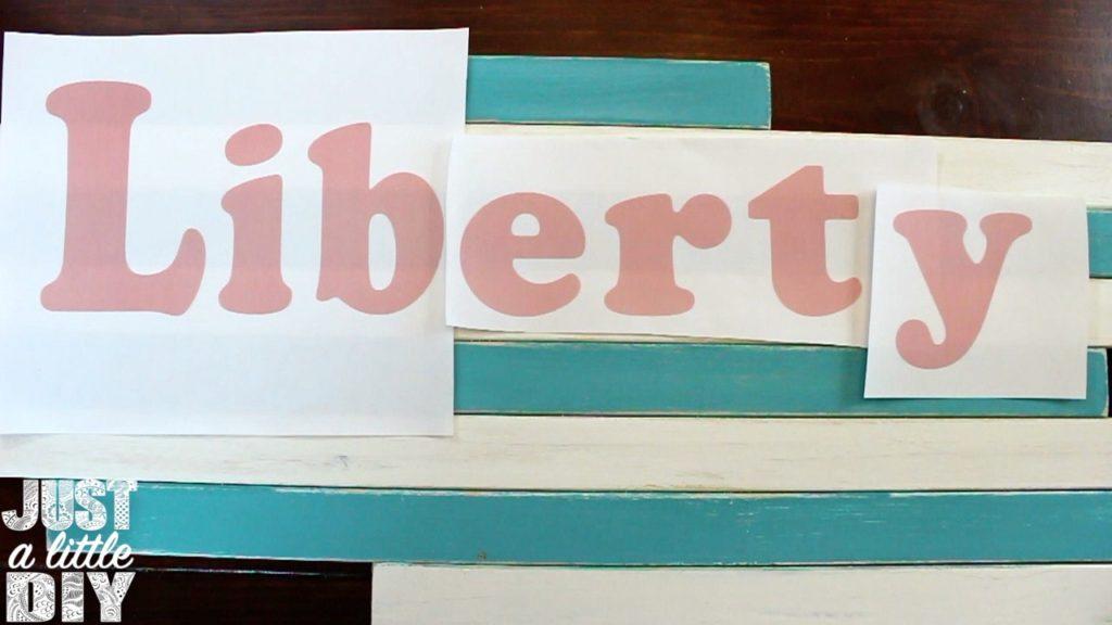 Nursery Sign Name